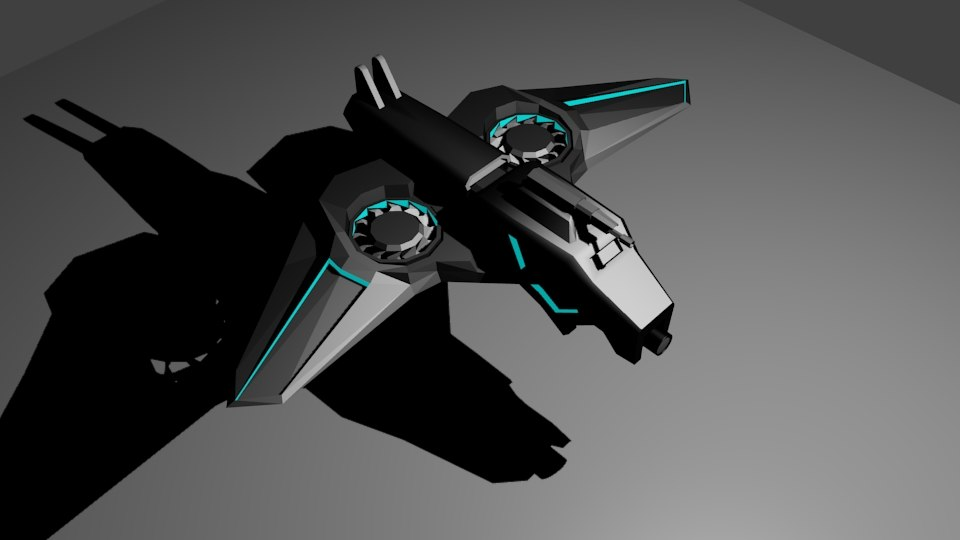 3D air drone