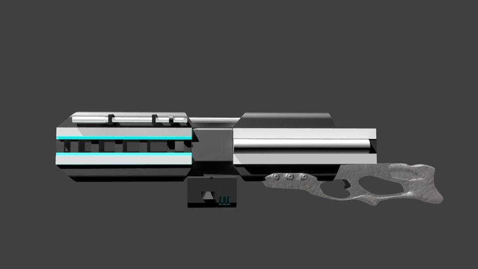 ion rifle model