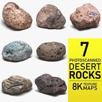 Desert Rock Collection