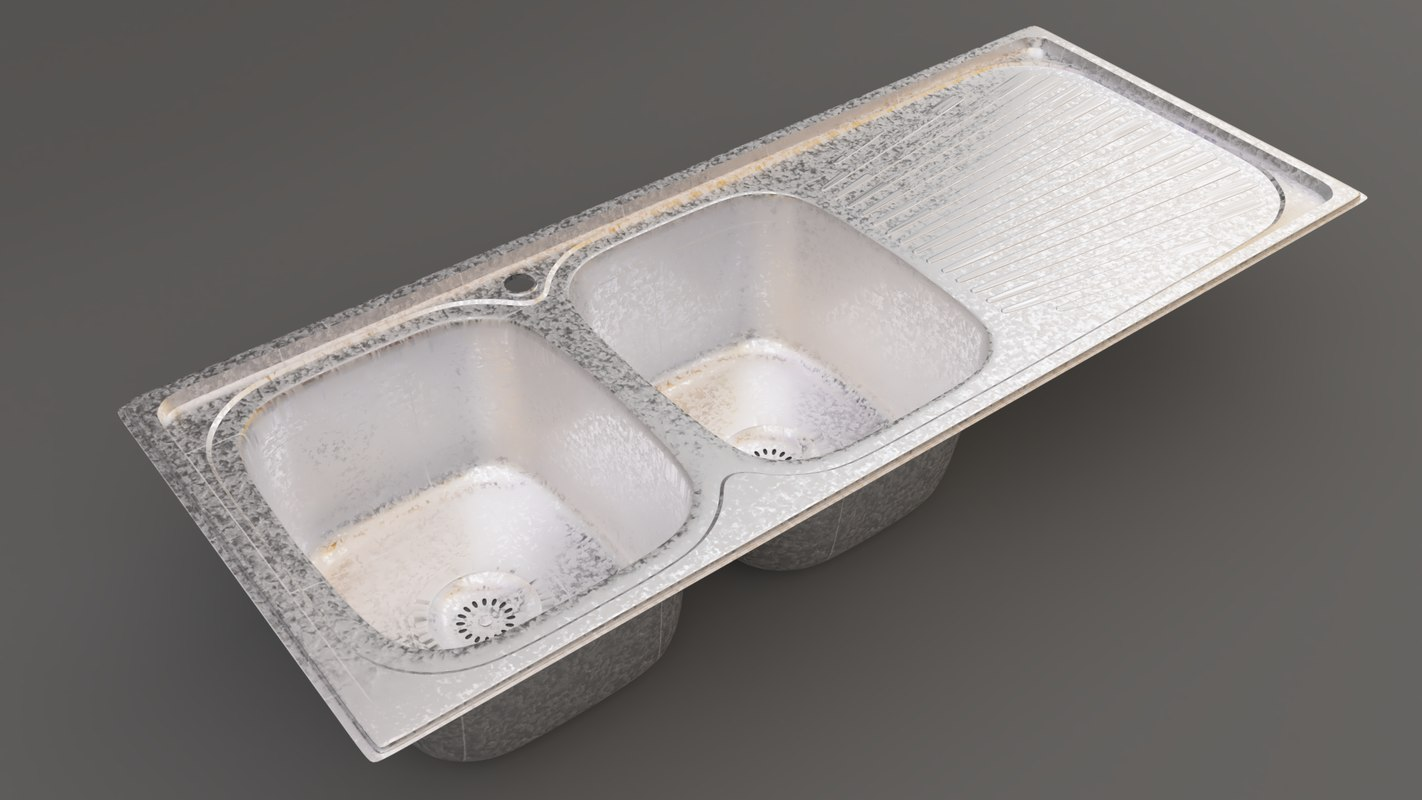 sink 3D
