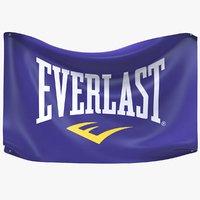 event banner 3D model