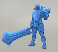 sven print 3D model
