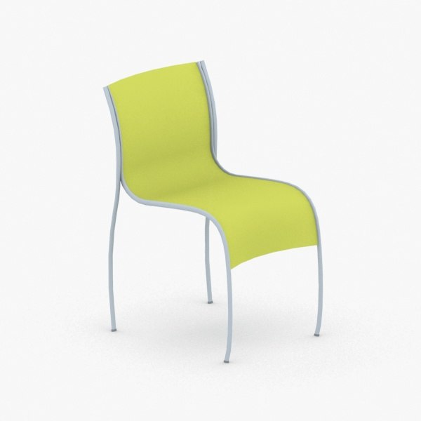 - chairs 3D model