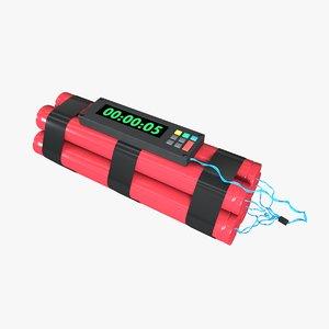 bomb timer model