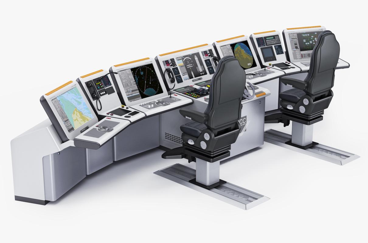 navigation automation control nacos 3D model