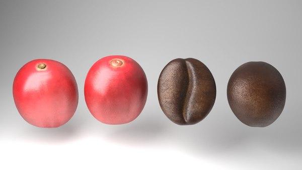 3D coffee