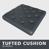 Tufted Cushion