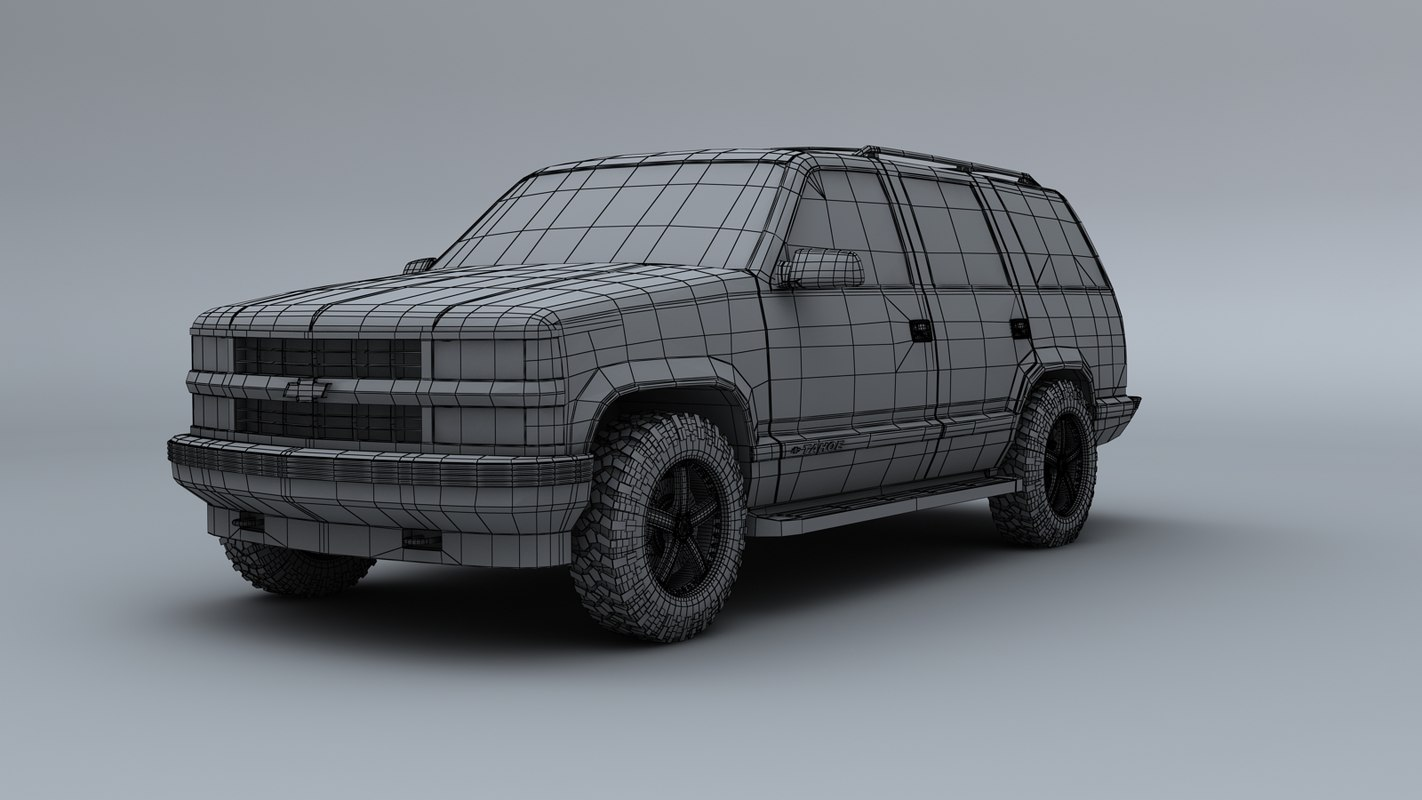 vehicle cars 3D model