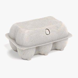 3D egg box