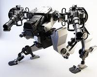 Robot war Mk 00