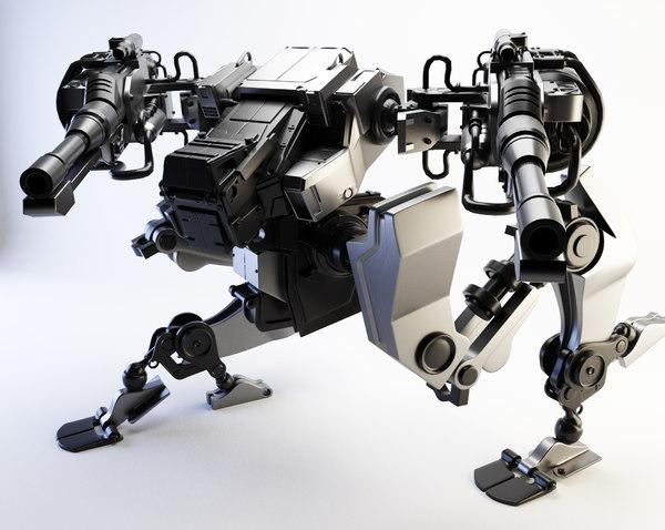 robot war 3D