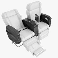 First Class Airplane Chair 12