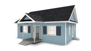 house bungalow model