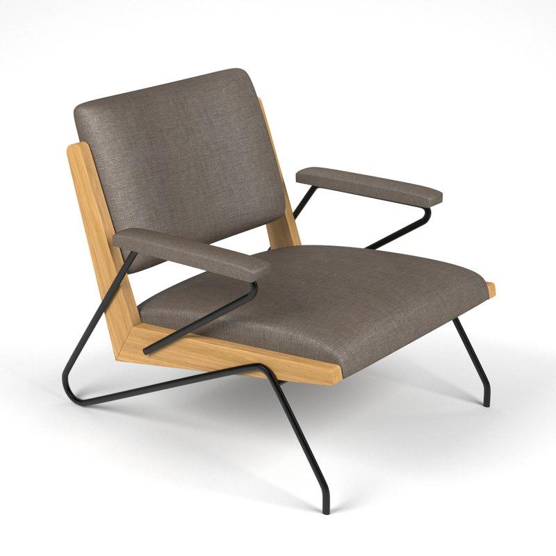 marco chair 3D model
