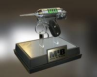 noisy cricket 3D model