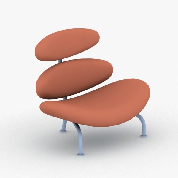 - armchairs chairs model
