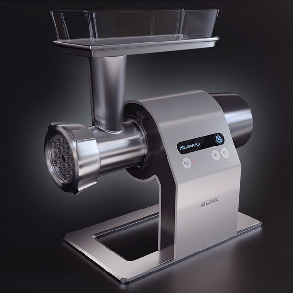3D model bork m785