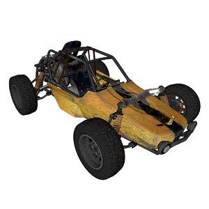 3D model duggy