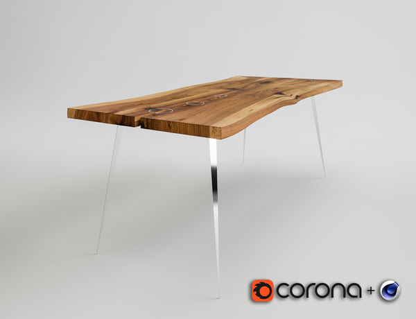 3D table interior