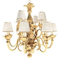 chandelier roberto giovannini 8199l 3D