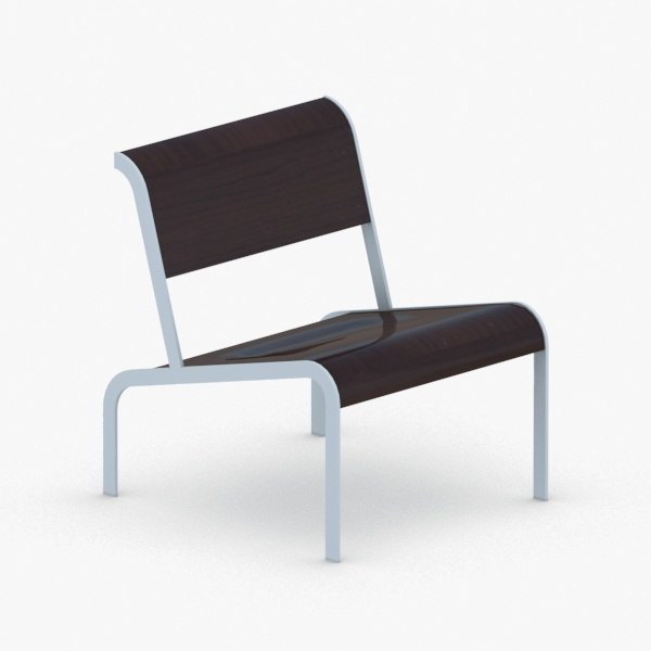 - armchairs chairs 3D model
