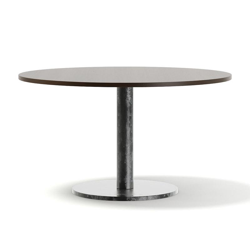 3D table metal