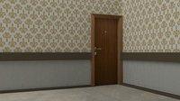 LAMINATED WOOD FINISH DOORS