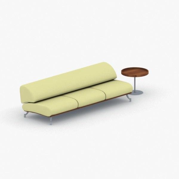 - sofas 3D model