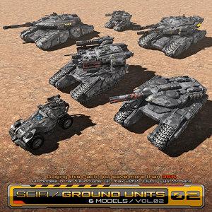 3D 6 units