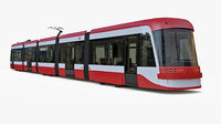 Streetcar Toronto(Flexity Outlook)