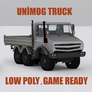 3D truck mobile games