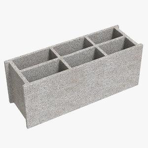 cinderblock model