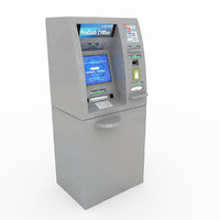 3D automated teller machine -