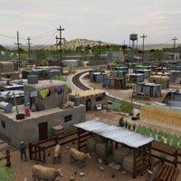 rural shanty 3D model