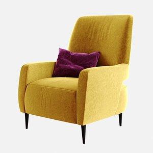 rubelli casa barbacan chair model
