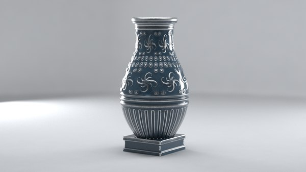 vase sculpt 03 3D