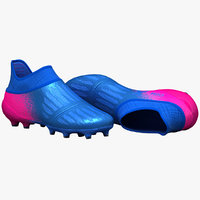 new soccer boot 3D