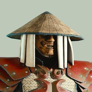 3D fantasy armorset eastern