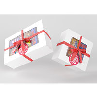 candy gift box 3D