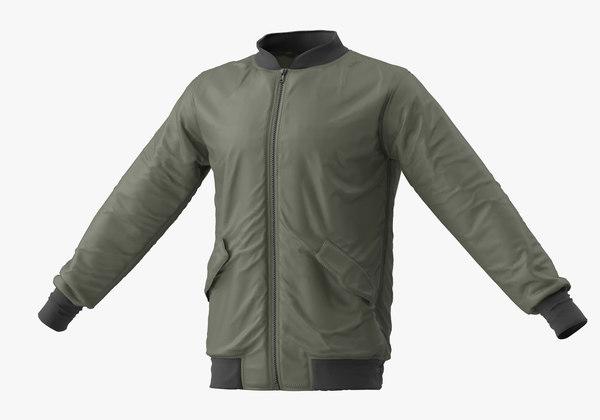 3D jacket