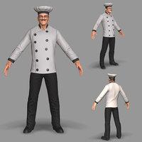 chef 3D