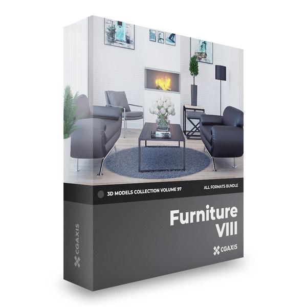 furniture volume 97 - 3D model