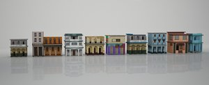 3D habana house