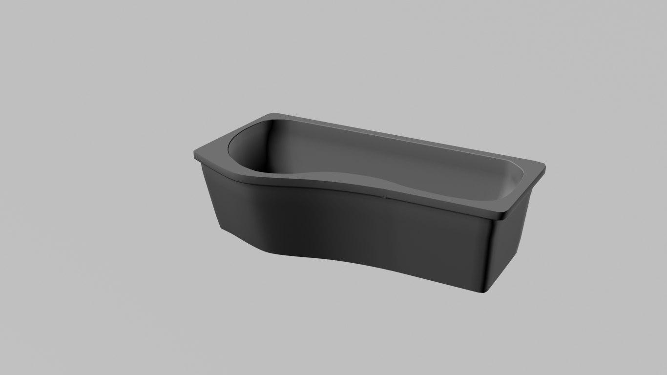 handle 3D model