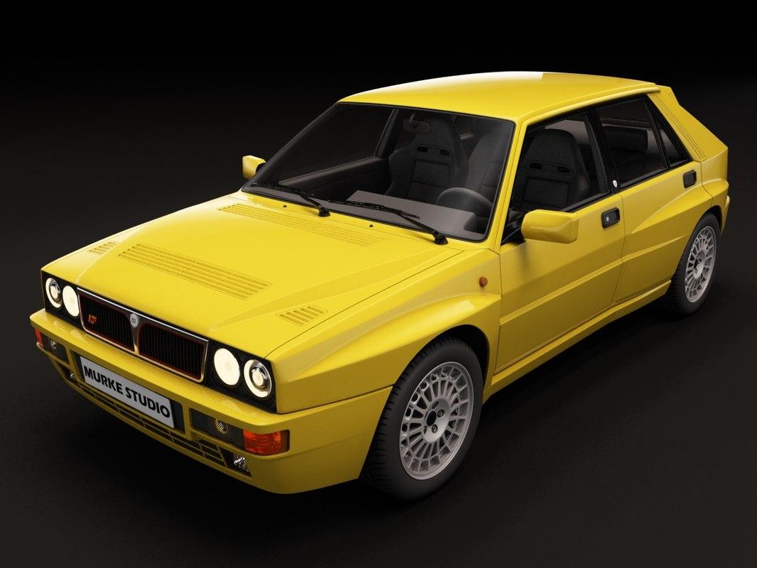 car 07 3D model