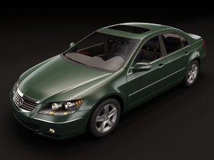 3D car 08 model
