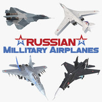 Russian Millitary Airplanes Collection