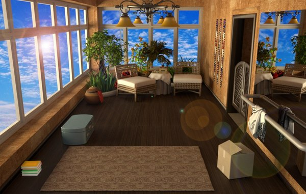 place coffee 3D