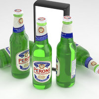 Beer Bottle Peroni Nastro Azzurro 330ml