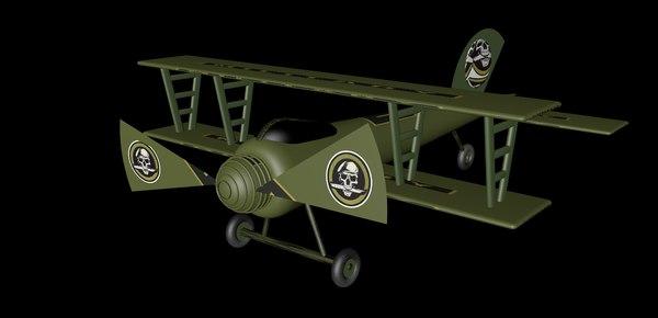 3D air model